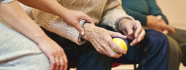 Suport a la gent gran