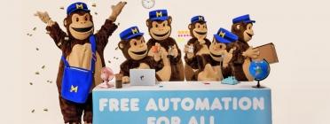 Imatge referent a la automatització de processos a mailchimp