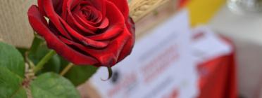 La Fundació Jubert Figueras ha llençat una crida de voluntariat per Sant Jordi. Font: FJF