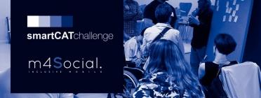 Imatge promocional de l'SmartCat Challenge que se celebrarà durant tot el 2017