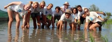 Voluntariat Ambiental a Riet Vell amb Seo Bird Life