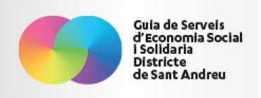 Logo de la Guia de Serveis d'Economia Social. Font: 110.bcn.cat