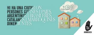 Banner de la campanya. Font: La Familia del Costat