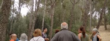 La setmana dels boscos urbans va reflexionar amb la ciutadania la importància dels boscos en les ciutats (imatge: flickr/diluvi)