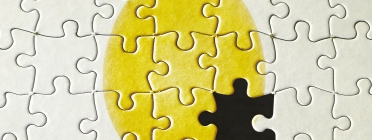 Puzzle sense una fitxa