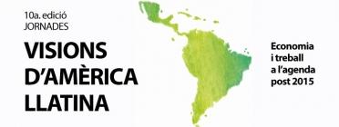 Jornades Visions d'Amèrica Llatina