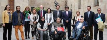 Es constitueix el Consell de la Discapacitat de Catalunya