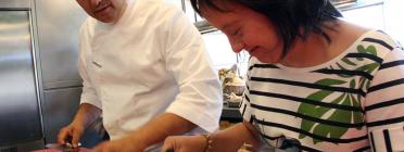 El restaurant fomenta la contractació i inclusió de persones amb discapacitat.