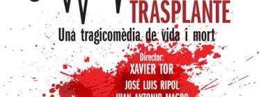 El Trasplante - Obra de teatre benèfica amb Mans Unides