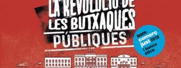 'La revolució de les butxaques públiques' és el lema de la XIX campanya 'Som comerç just i banca ètica'