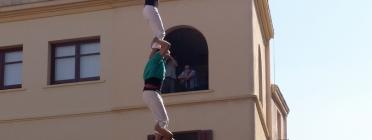 Castellers de Vilafranca (Foto: andresumida)