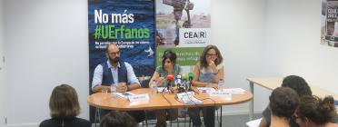 CEAR continua lamentant la fallida del sistema de reubicació a Europa