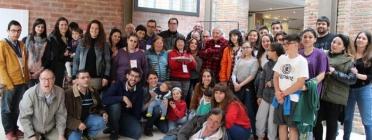 Foto de grups del dia de la celebració