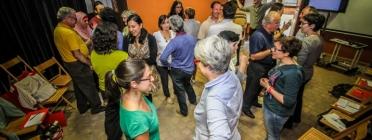 Curs 'Comunicació i resolució de conflictes en el treball en equip'. Font: Ajuntament del Prat de Llobregat