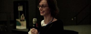 Cristina Riera, membre directiva de l'Alternativa Font: CCCB