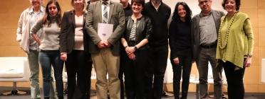 Debat de l'AESCAT Eleccions Municipals ESS Bcn Font: Marta Rius