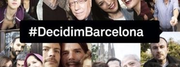 Imatge de difusió de Decidim Barcelona