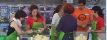 Dinar contra el malbaratament alimentari a la UAB el curs 2014-15
