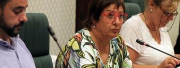 Dolors Bassa ha comparegut a la comissió d'Afers Socials