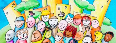 Ciutat drets humans Font: Ciutat drets humans