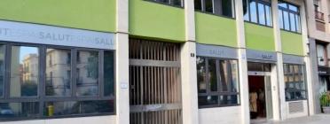 Edifici on es troba el nou servei