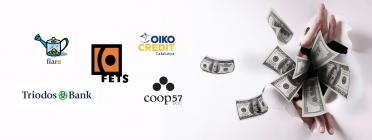 Banca ètica - En base a imatge Tax credits de flickr