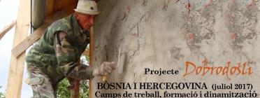 Camps de treball a Bòsnia