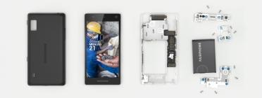 La principal característica del nou Fairphone és la construcció modular