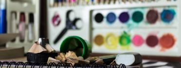 Pintures i llibretes