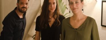 Claudia Cabero, una de les protagonistes de l'edició d'enguany del FIMPT Font: FIMPT