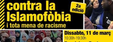 Cartell de l'esdeveniment. Font: Unitat Contra el Feixisme