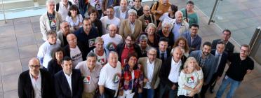 Membres de la comissió promotora de l'ILP per a la renda garantida