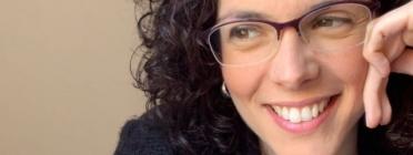 L'especialista en innovació social digital Liliana Arroyo. Font: Liliana Arroyo