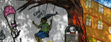 Graffiti. Font: Christer (Flickr)