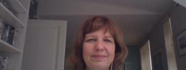 Hille Hinsberg, experta en polítiques públiques i product manager a Proud Engineers. Font: Carla Fajardo