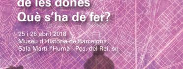 II Fòrum Rosa Virós: Desigualtats de gènere a les feines i pobresa de les dones. Què s'ha de fer?