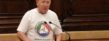 Diosdado Toledano, un dels impulsors de l'ILP de la renda garantida