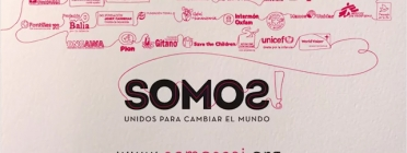 Imatge de la campanya Somos