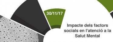 Presentació de l'informe 'L'impacte dels factors socials en l'atenció a la salut mental'