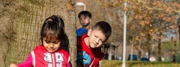Educació d'infants amb problemàtiques social des del lleure