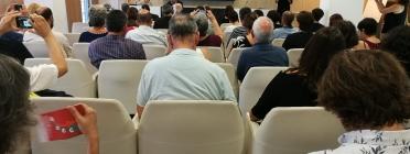 Presentació de l''Informe d'associacionisme i voluntariat a Catalunya'