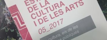 Informe anual sobre l'estat de la cultura i de les arts 2017. CoNCA