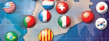 Persones estrangeres presents a Catalunya. Font: itacat.info