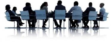 Membres d'una Junta directiva. Font: Web de Open