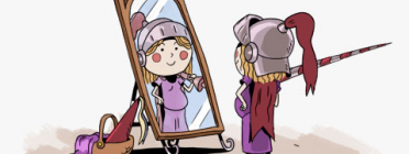 De princesa a cavallera