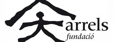 Logotip d'Arrels. Font: Arrels Fundació