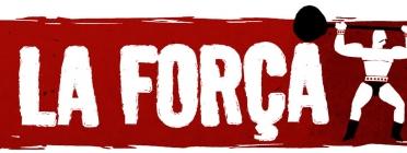 Imatge promocional de 'La Força', nou espectacle del Grup de Teatre de Femarec