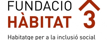 Logo habitat 3. Font. web habitat3.cat