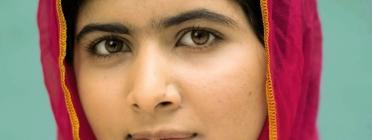 Portada del llibre 'Jo sóc la Malala'.