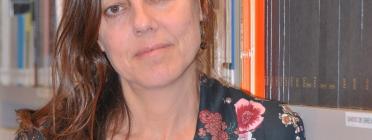 Maria Jesús Larios, adjunta als drets de la Infànci i l'Adolescència al Síndic de Greuges.